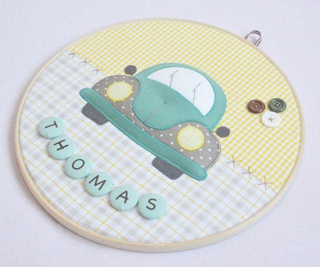 Quadro fusquinha do Thomas