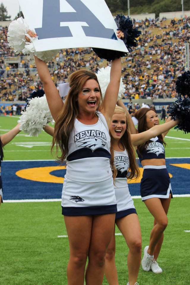 18 Best College Cheer Images On Pinterest College
