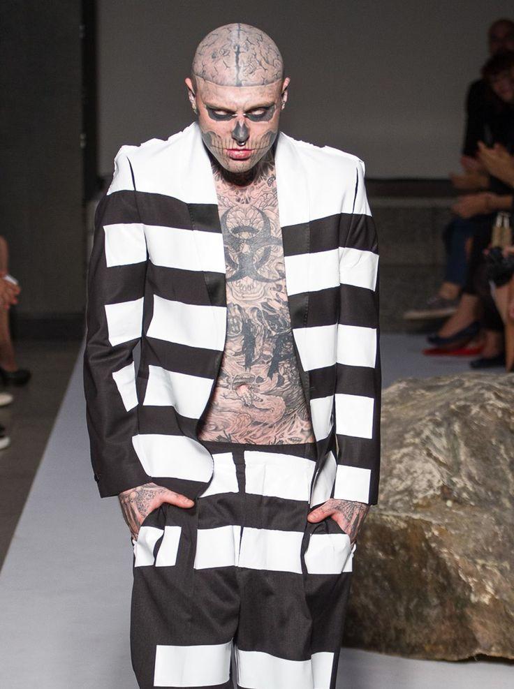 Jakub Polanka S/S 2015 Menswear Prague Fashion Week