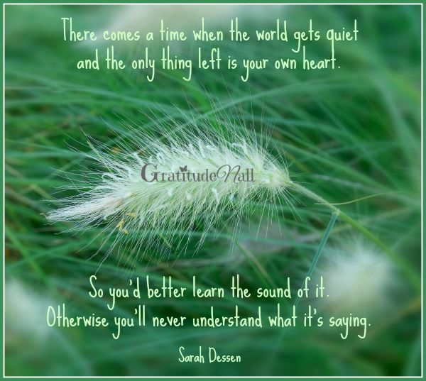 Listen To Your Heart Quotes: 46 Best Listen To Your Heart