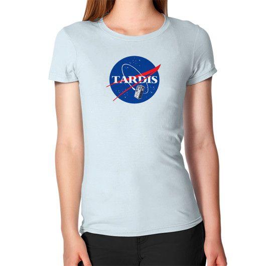 Docto Who NASA TARDIS Female