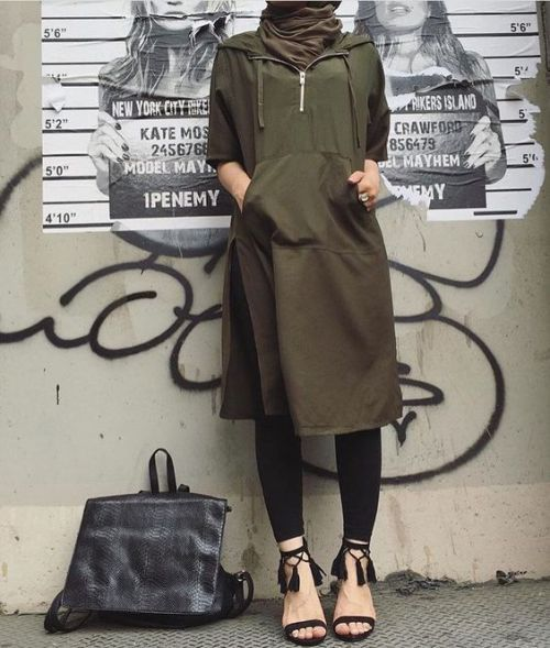 Hijab clothing for your body shape – Just Trendy Girls
