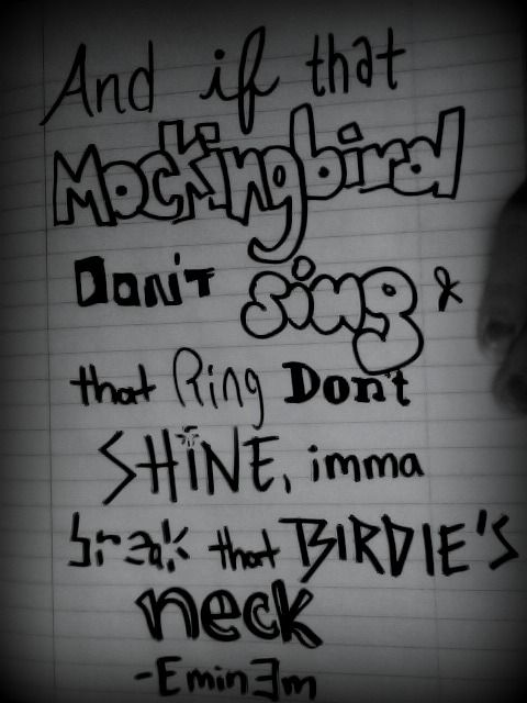 Best 25+ Eminem mockingbird ideas on Pinterest | Eminem ... Eminem Lyrics Mockingbird