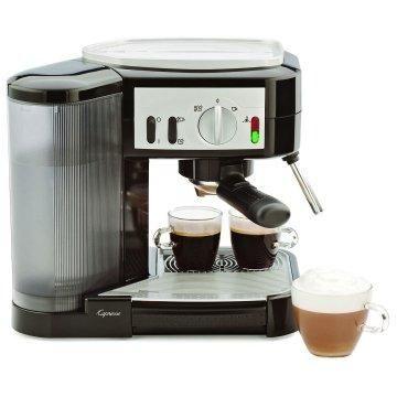 Espresso & Cappuccino Machine.