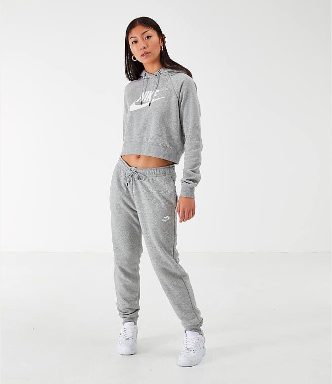 Front Three Quarter view of Women's Nike Sportswear ...