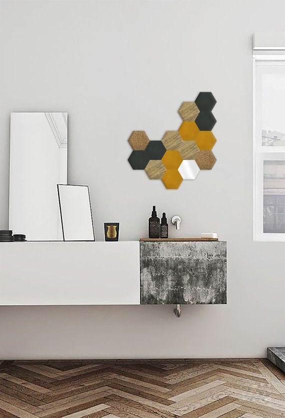 Hey, j'ai trouvé ce super article sur Etsy, chez https://www.etsy.com/fr/listing/463362301/decoration-murale-hexagonale-nuance-4