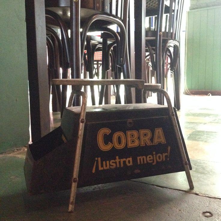 Cobra Lustra Mejor