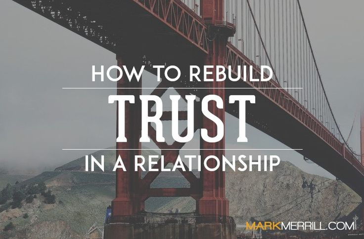 Has the trust between you and your spouse been broken? Here's how to rebuild trust in a relationship, particularly in marriage.