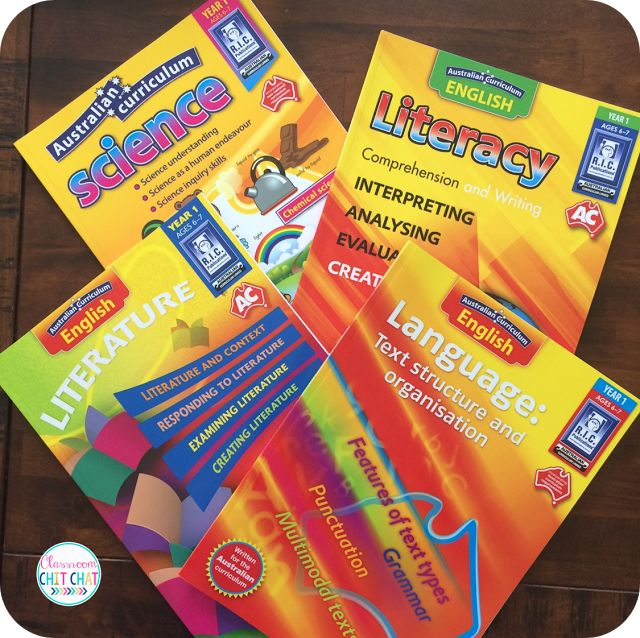 Classroom Chit Chat: Some helpful resources! Australian Curriculum English - Literacy, Language, Literacy. AC Science.