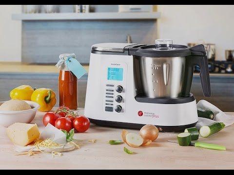 Funcionamiento monsieur cuisine plus silvercrest lidl - Silvercrest robot cuisine ...