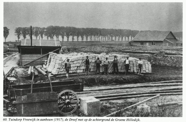 Bouw Vreewijk 1917