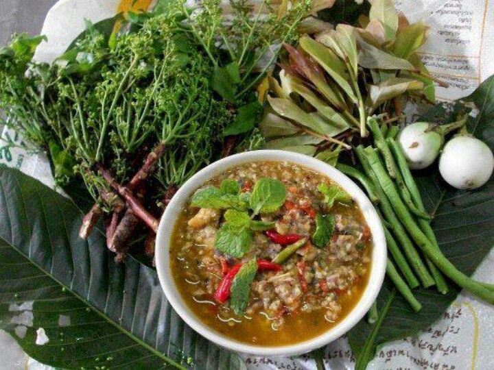 359 best cooking with you tube images on pinterest tube bamboo thai foodm prig pla lah forumfinder Gallery