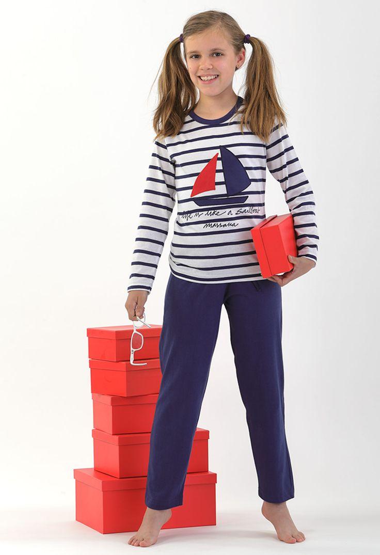Pijama niña entretiempo #massanakid