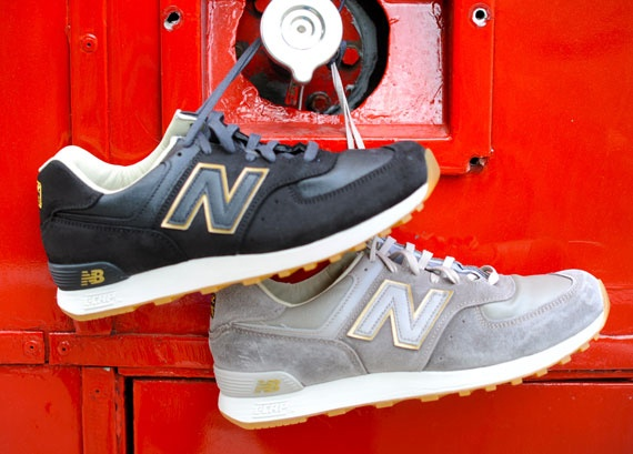 New Balance 576 'Road To London' Pack - Available - SneakerNews.com