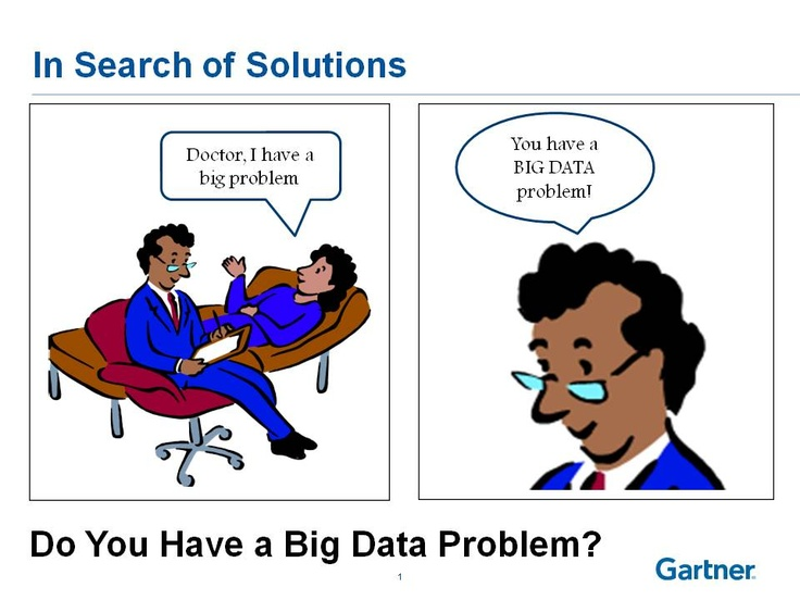 """Gartner's Big Data Definition Consists of Three Parts, Not to Be Confused with Three """"V""""s - Forbes"""