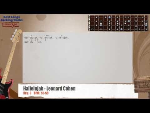 1000 ideias sobre Hallelujah Guitar Chords no Pinterest   Leonard ...