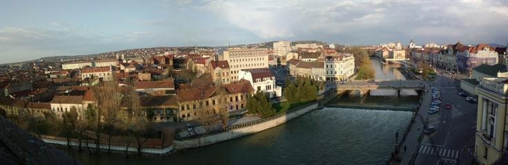 Fotografii panoramă Oradea