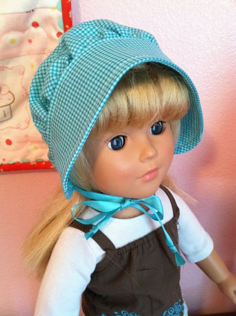 My Cotton Creations: Pioneer Bonnet Tutorial