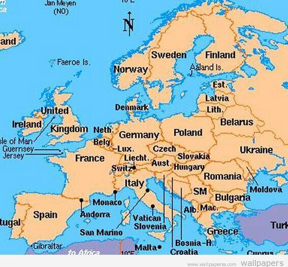 Right Here Youll Find A Lot Of Totally Free Western Europe - Germany city map quiz