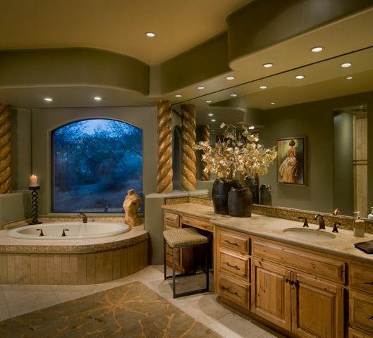 Downlights Over Vanity : Delectable 70+ Bathroom Soffit Lighting Ideas Design Inspiration Of 47 Best Track Or Recessed ...