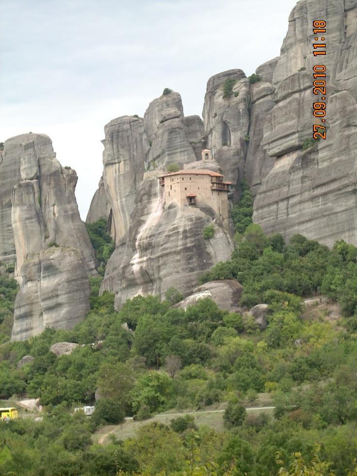 The Holy Monastery of St. Nicholas Anapausas
