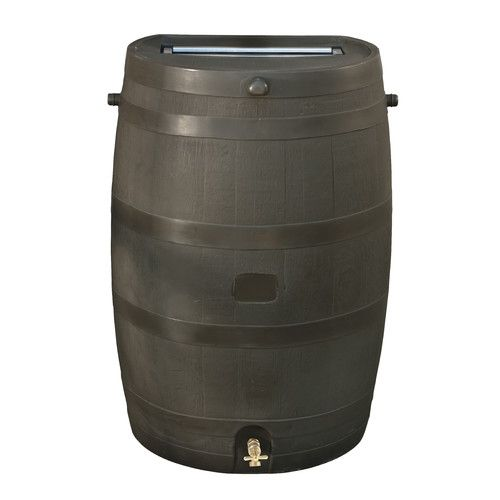 Found it at Wayfair - RTS Home Accents 50 Gallon Rain Barrel