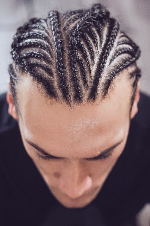 Cornrows Men Hairstyles Top 30 Inspiring Photos Menshaircuts Com Braid Styles For Men Braided Hairstyles Mens Braids Hairstyles
