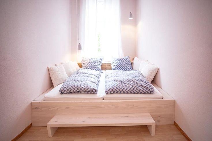 Kleines Schlafzimmer Skandinavisch Einrichten