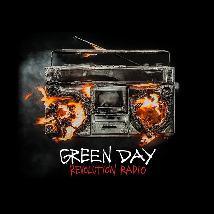 Revolution Radio (2016) by Green Day.
