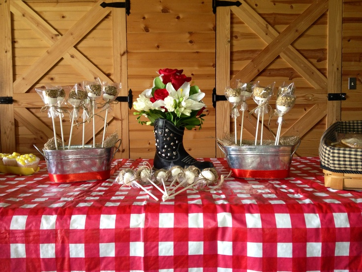 17 Best Images About Barn Dance Ideas On Pinterest