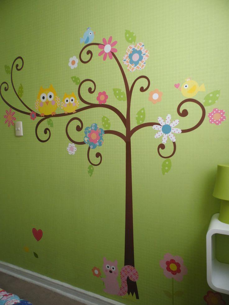 Best 25 murales decorativos ideas on pinterest mandalas for Murales decorativos