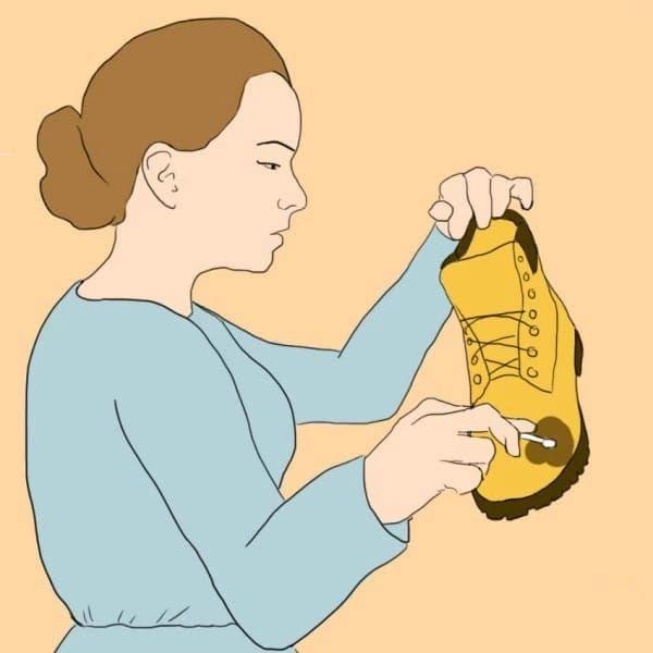 полезные мелочи про обувь