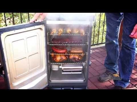 Top 10 Tips for the Masterbuilt Electric Smoker - YouTube