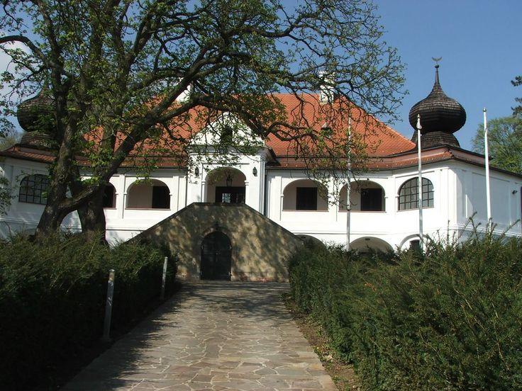 Mohora, kastély