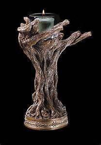 Der Herr der Ringe - Kerzenständer - Gandalf der Graue ca. 23 cm (Hobbit)
