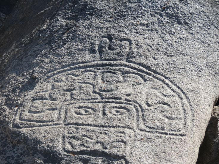Image result for chile rock art