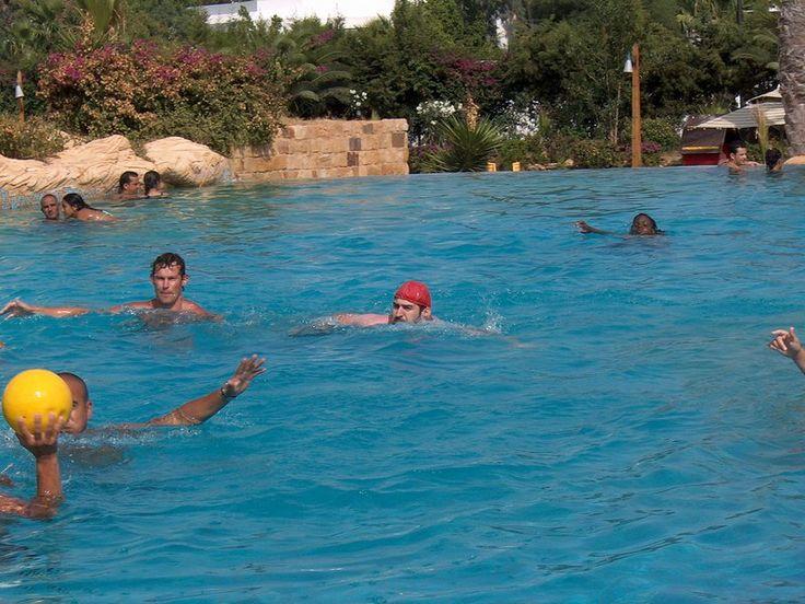 Polo aquático - Clube Escola Mooca