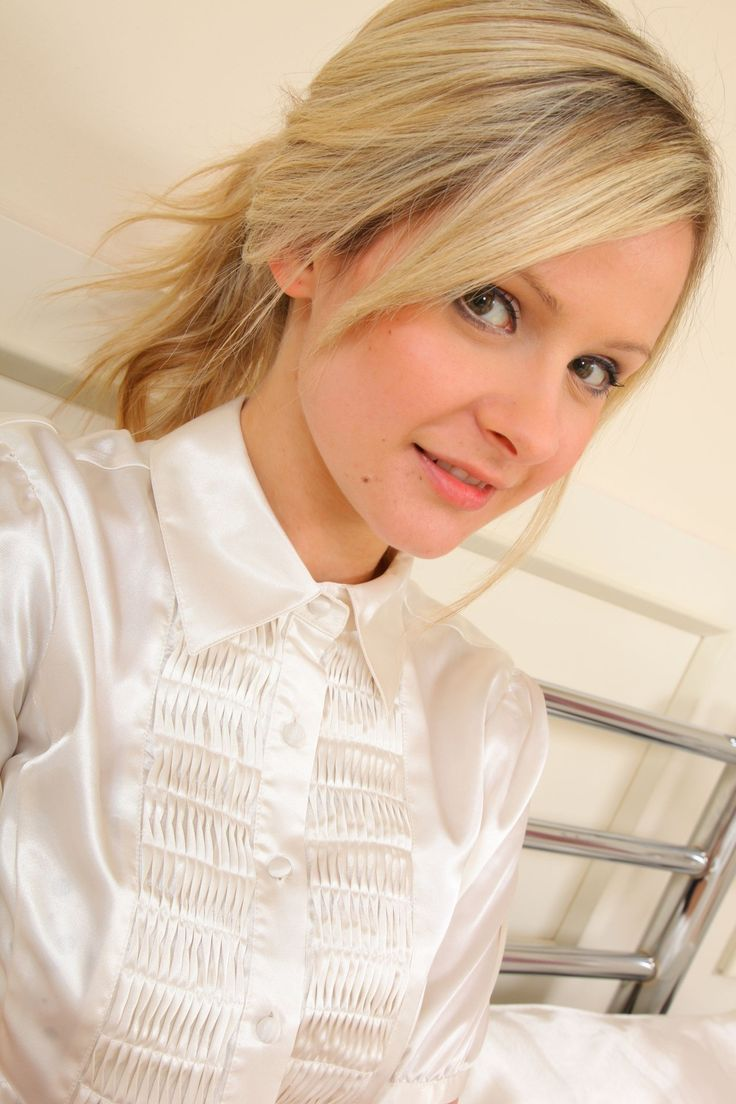 Tumblr | Blouses | Blouse, skirt, Satin blouses a ...