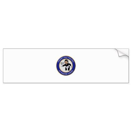 Grumpy Past Masters of Masonic Lodges Bumper Sticker - sticker stickers custom unique cool diy