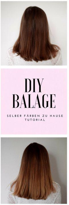 die besten 25 balayage selber machen ideen auf pinterest balayage hair selber machen. Black Bedroom Furniture Sets. Home Design Ideas