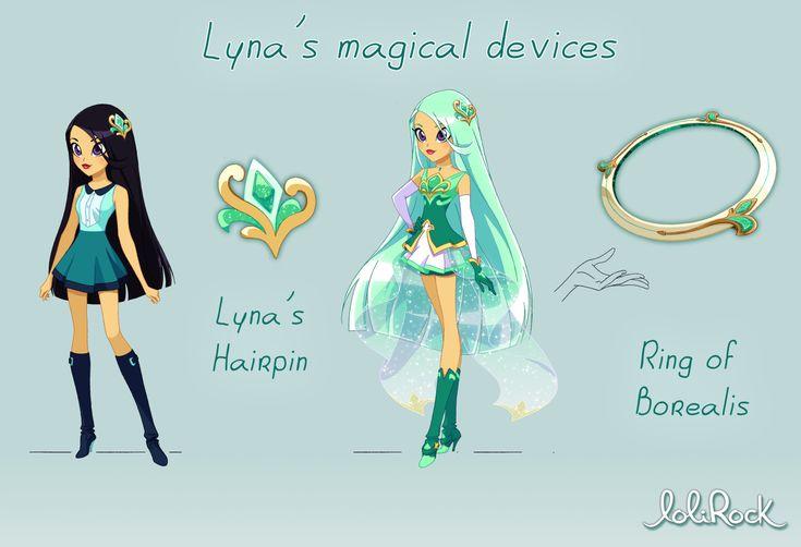 #Lolirock #Anime #DisneyFrance