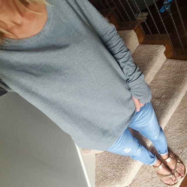 Wear It For Less: Old Navy: $15 Lattice Back Sweatshirts!