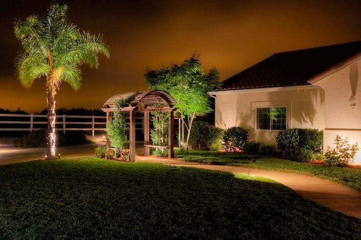 Benefits Of Landscape Lighting Fx Luminaire Outdoor
