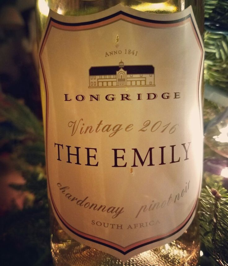 "2016 Longridge ""The Emily"" (South Africa). 96% Chardonnay, 4% Pinot Noir. Pale orange in color, light, and juicy.  Refreshing! Purchased for  $13.99. #orangewine #rosewine #wine #theemily #southafrica #winesofsouthafrica #southafricanwine #chardonnay #whitewine #pinotnoir @longridgewineestate"
