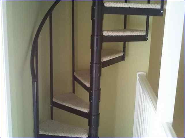 Best Spiral Attic Stairs Loft Staircase Spiral Stairs 400 x 300