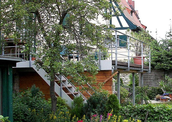 pin von c h auf garten terrasse terrasse terrasse. Black Bedroom Furniture Sets. Home Design Ideas