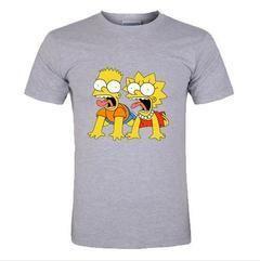 Bart and Lisa Simpson T-Shirt