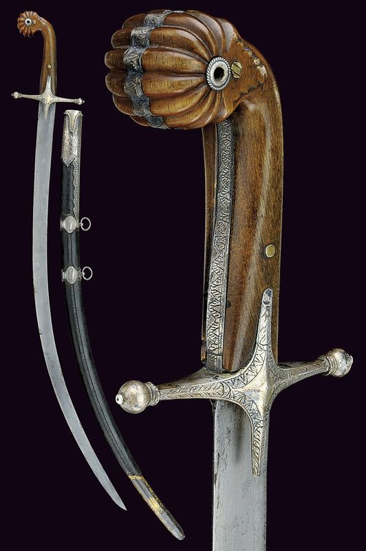 A shamshir, Turkey, mid 19th century