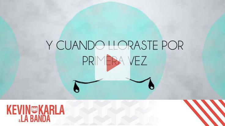 Amnesia (spanish version) - Kevin Karla & La Banda (Lyric Video)