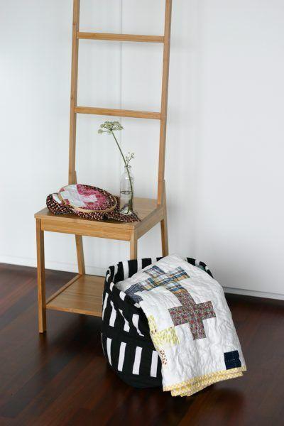 Textile works by Montse Llamas